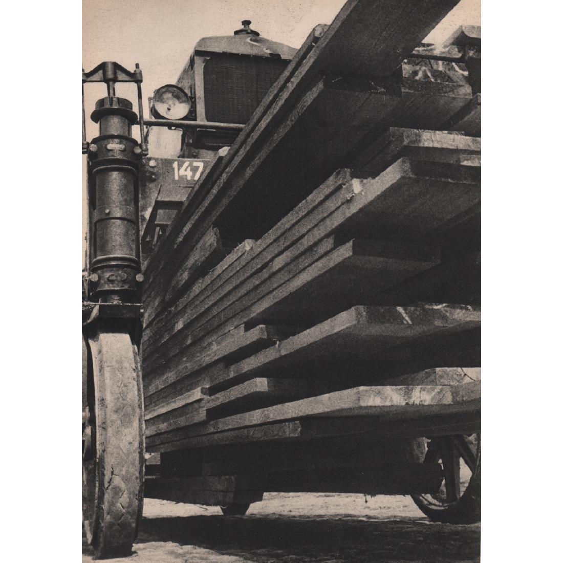 BORIS IGNATOVITCH - Lumber Transport