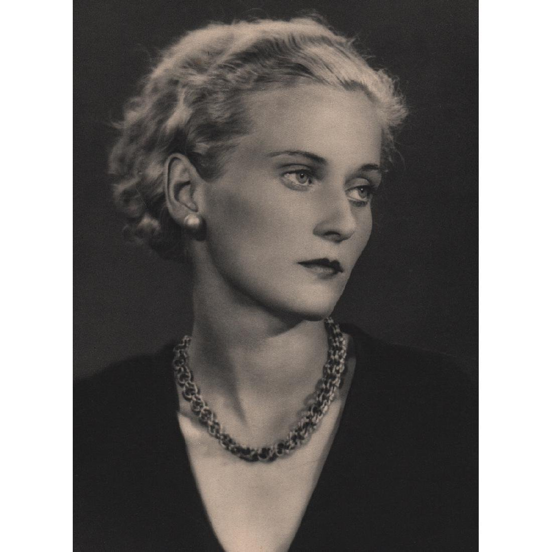 MAN RAY -  Mrs. Hubbell