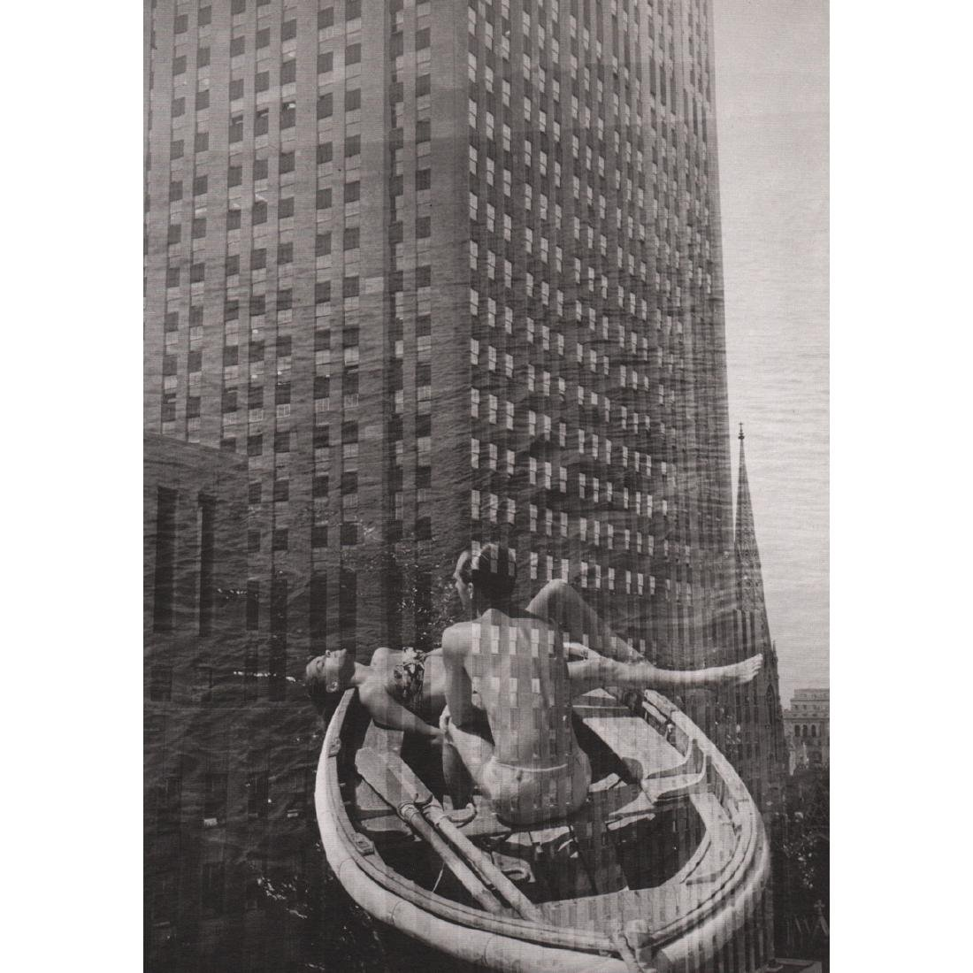 MAURICE TABARD - New York in my Boat, 1948
