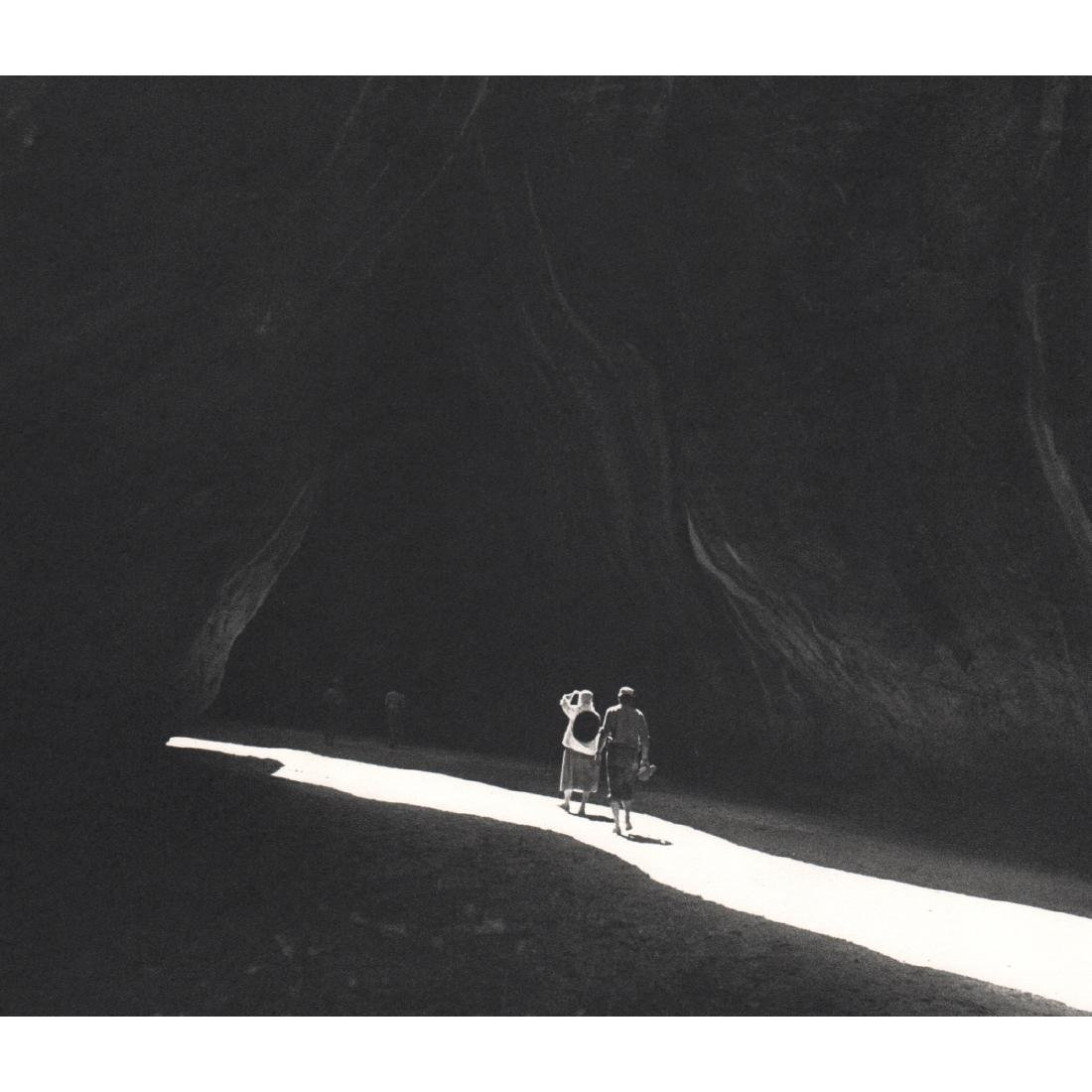 TODD WEBB - Georgia O'Keefe, Glen Canyon 1961
