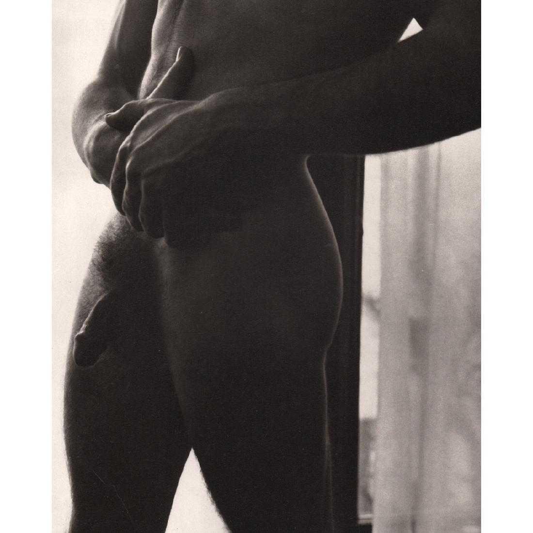 MINOR WHITE - Male Nude, 1948 - 2