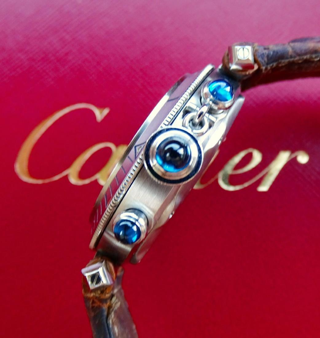 Cartier Pasha 38mm Eleganter Hochfeiner Luxus Herren - 6