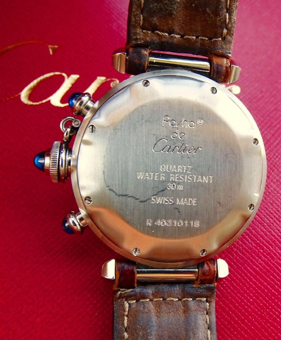 Cartier Pasha 38mm Eleganter Hochfeiner Luxus Herren - 8