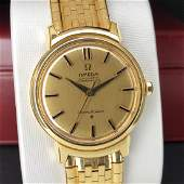 Men's Omega Constellation Grand Luxe Automatic 18k