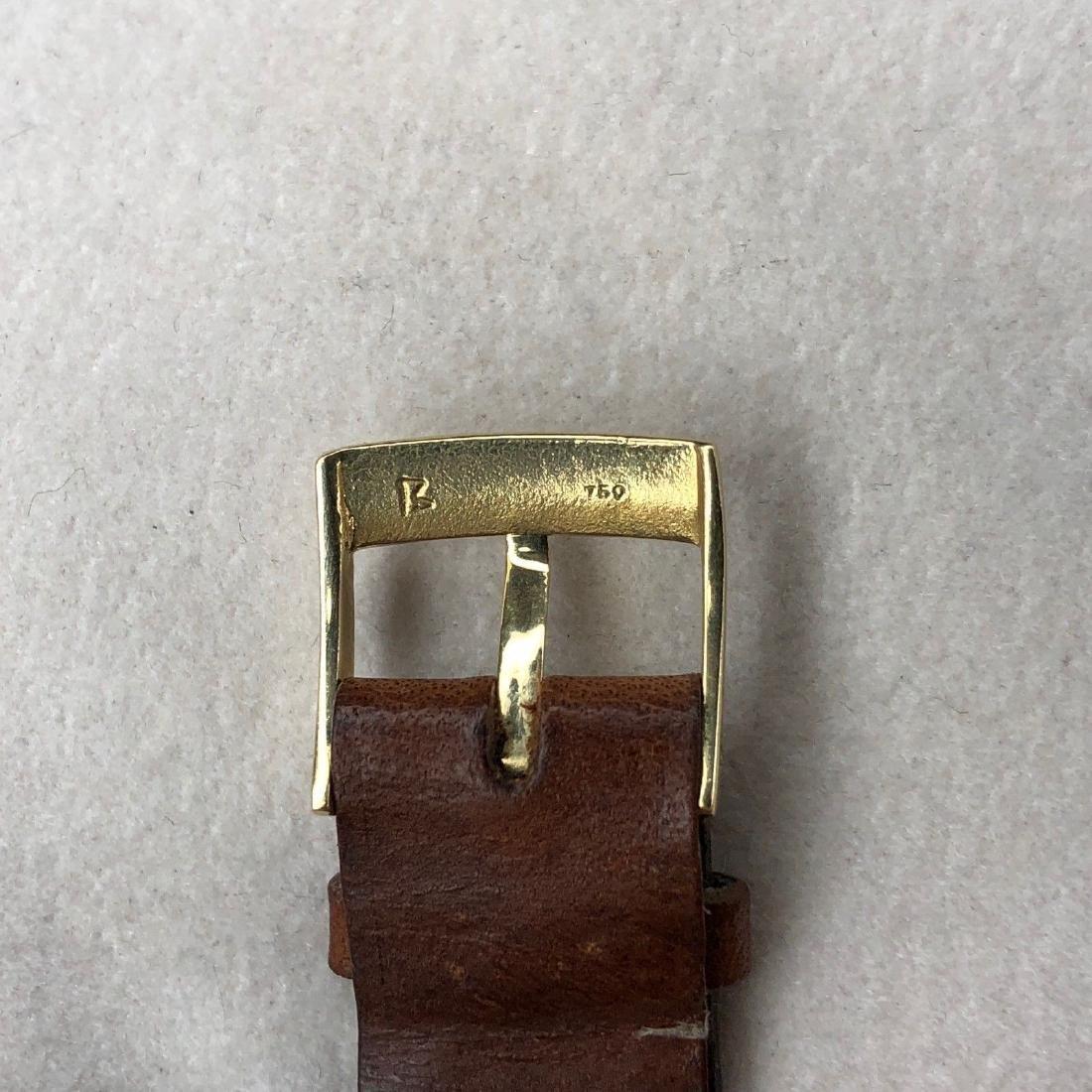 Vacheron Constantin Geneve 18k Yellow Gold Cream Dial - 6