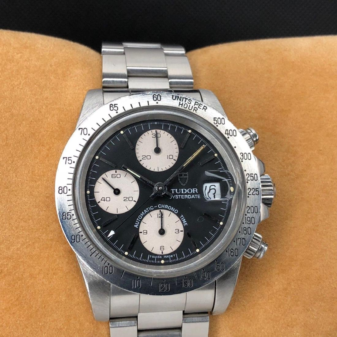 Tudor Big Block OysterDate Automatic Chronograph
