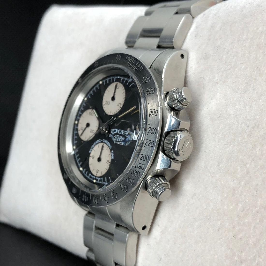 Tudor Big Block OysterDate Automatic Chronograph - 2