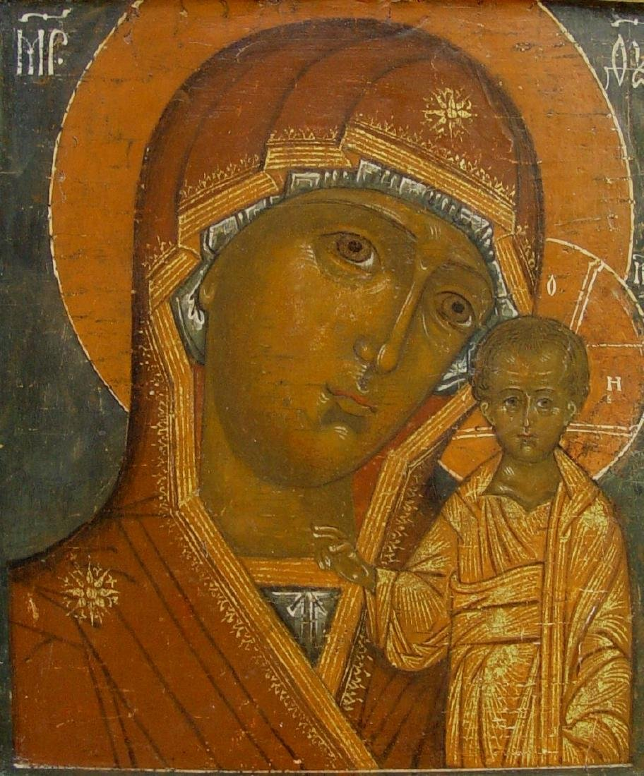 Mother of God of Kazan - 4