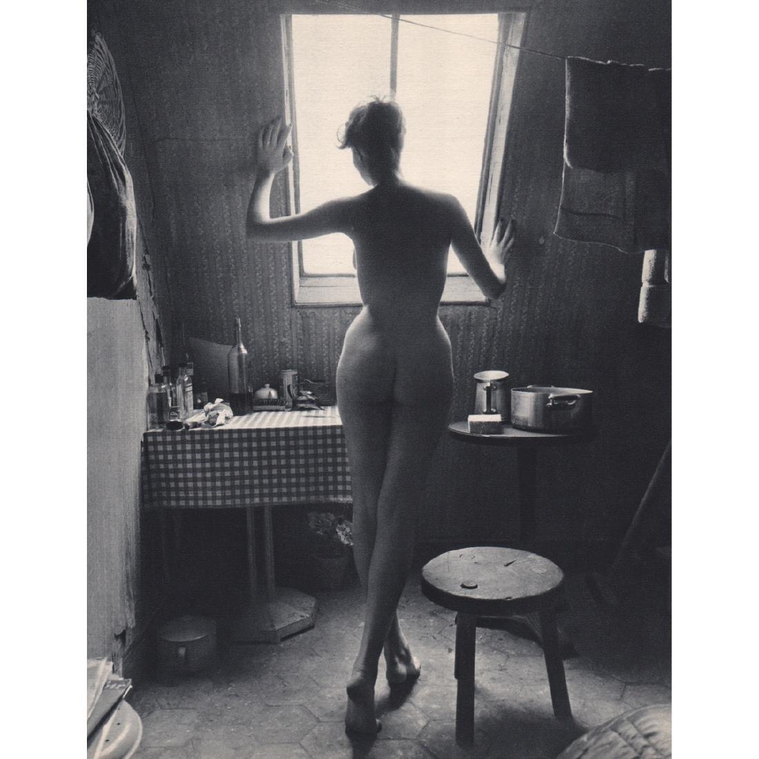 MARCEL AMSON - Nude