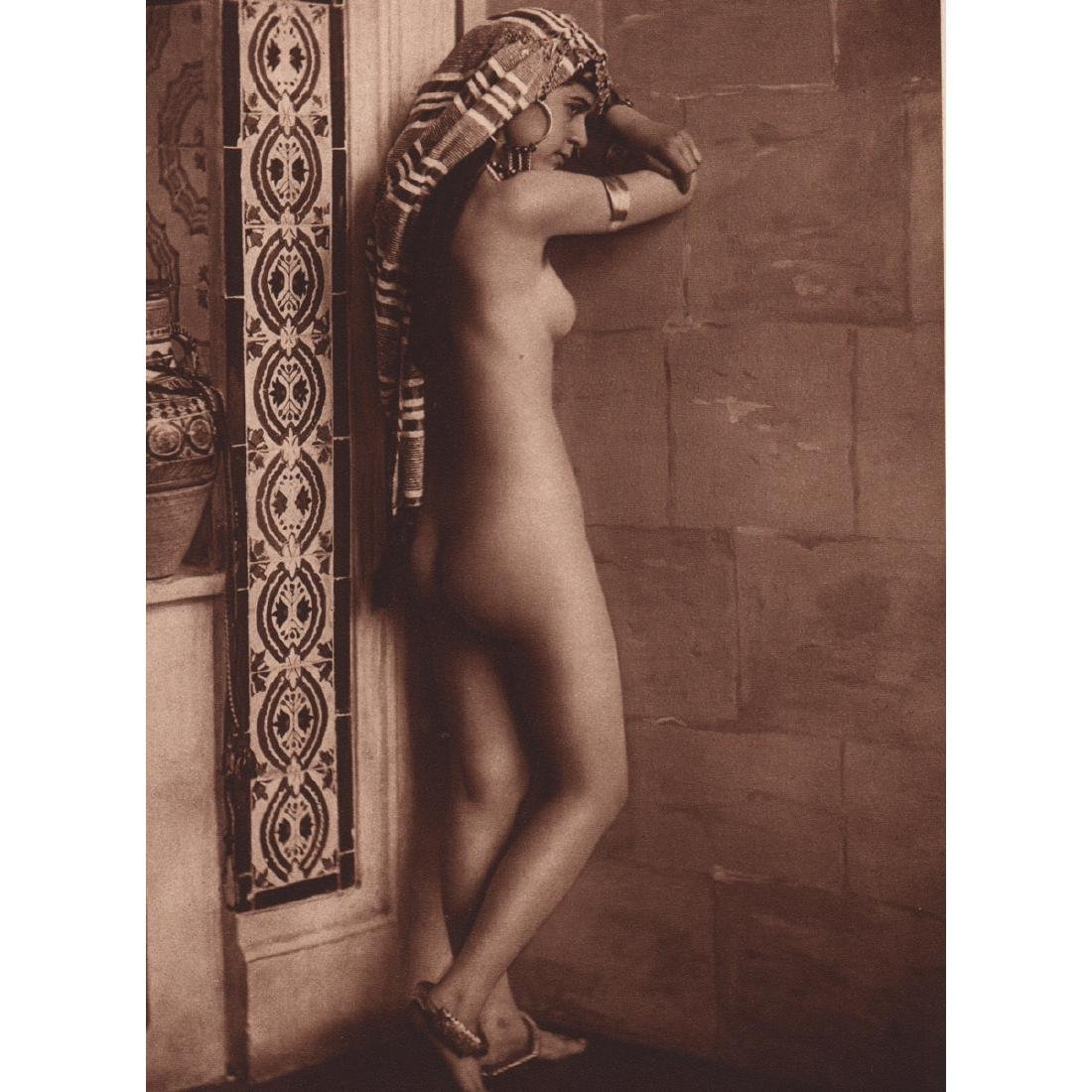 LEHNERT & LANDROCK - Nude from Tunis