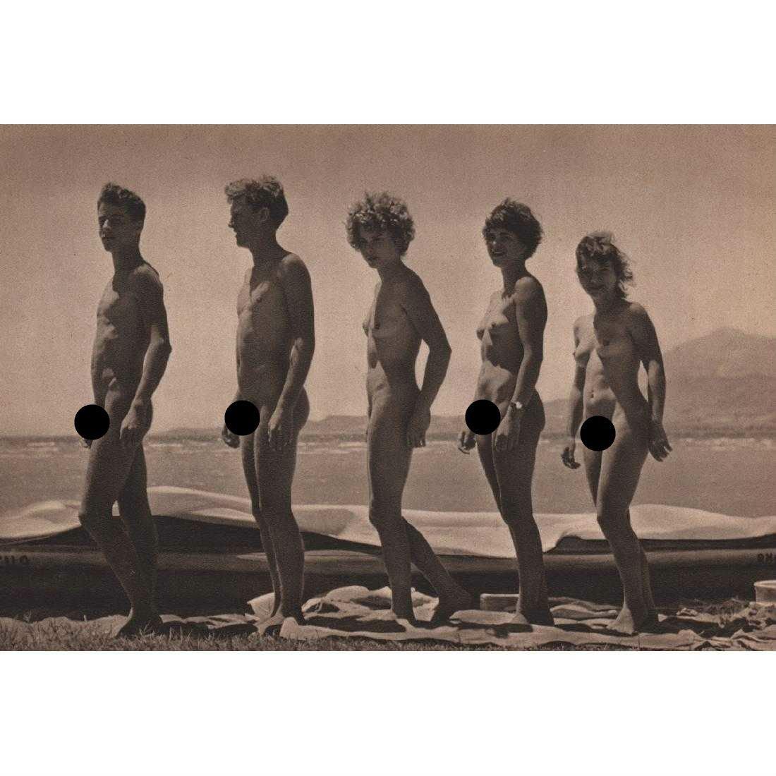 HAJO ORTIL - Nudes