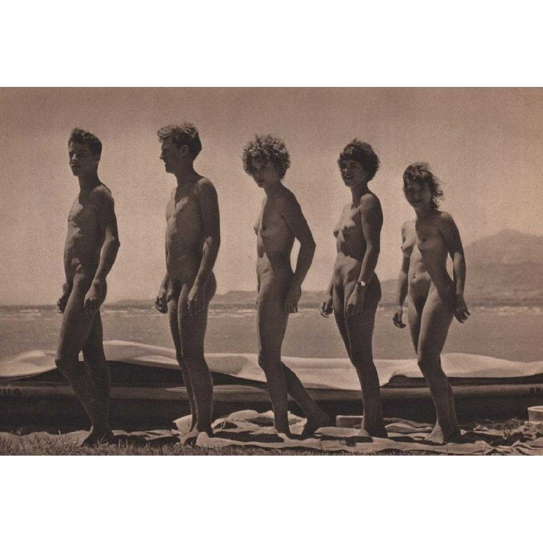HAJO ORTIL - Nudes - 2