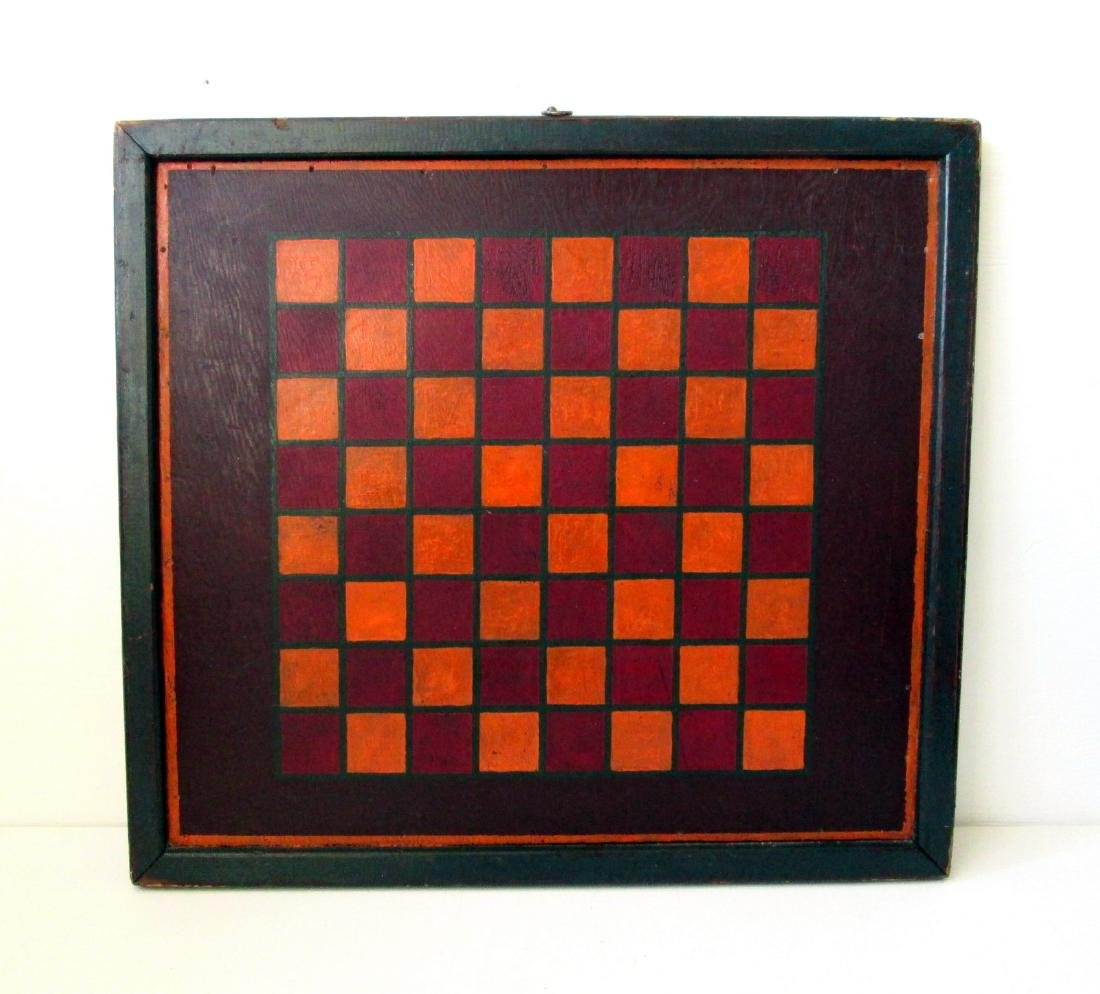 Early Painted Gameboard