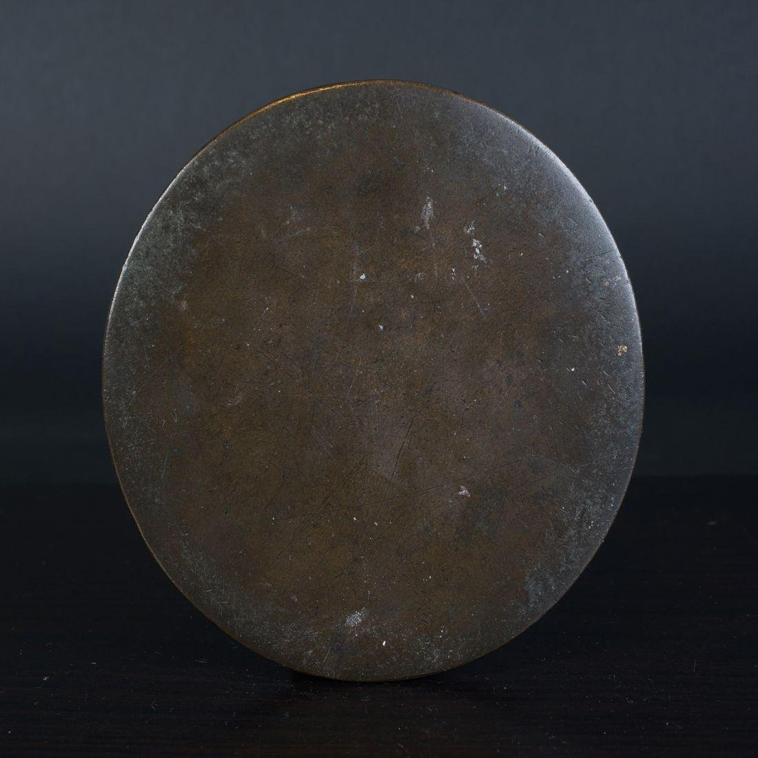 Very special antique Chinese bronze Miror Tang Dynasty - 8