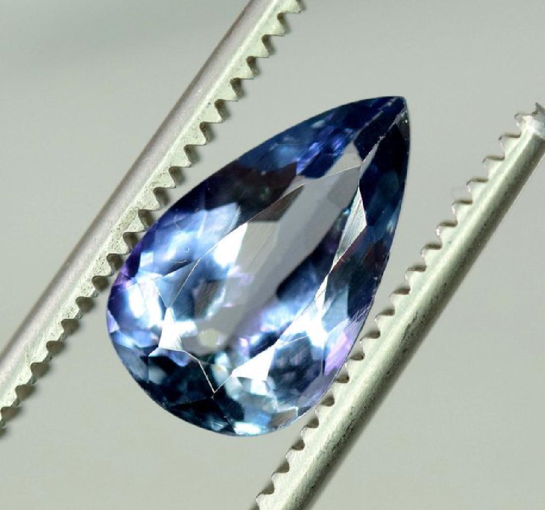 2.95 cts Lovely Tanzanite Loose Gemstone ~12.44 * 7.62*