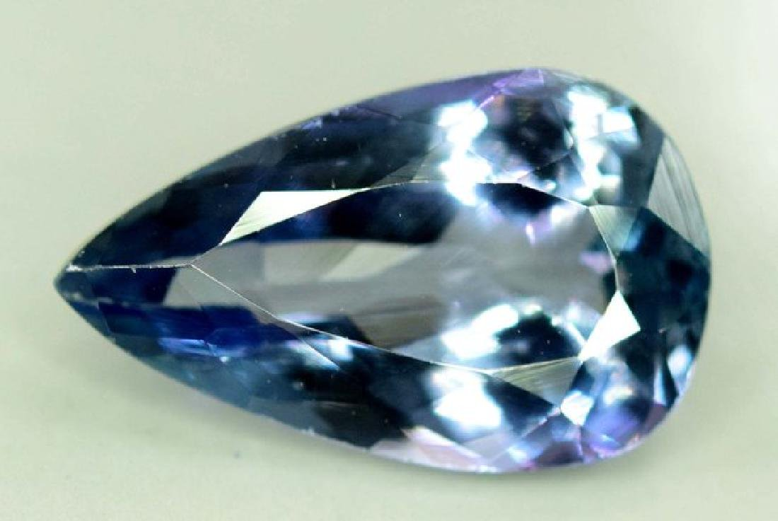 2.95 cts Lovely Tanzanite Loose Gemstone ~12.44 * 7.62* - 2