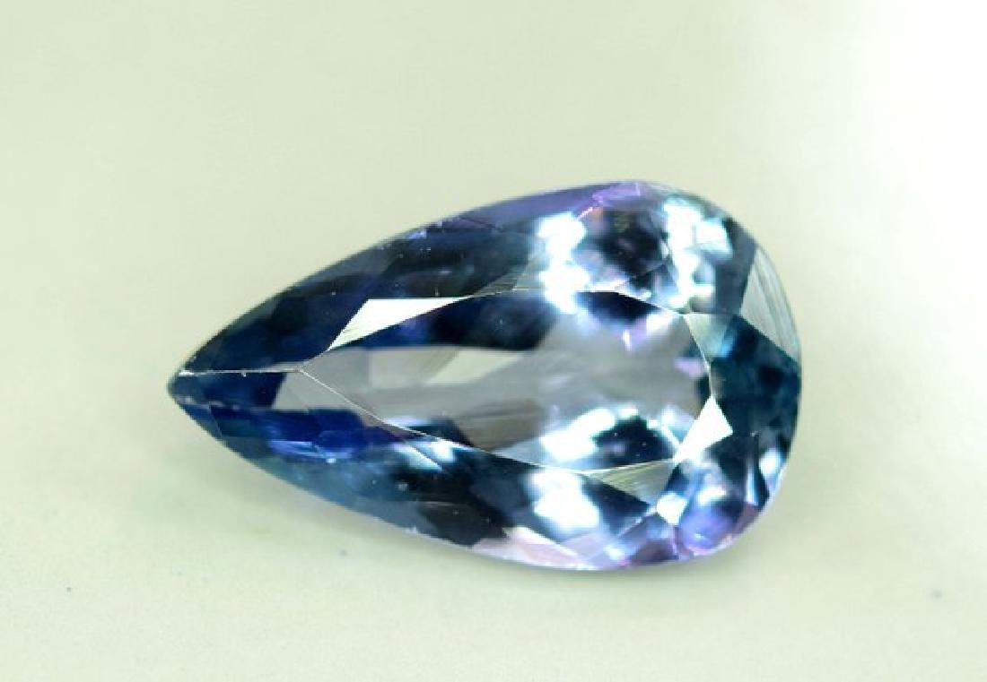 2.95 cts Lovely Tanzanite Loose Gemstone ~12.44 * 7.62* - 3