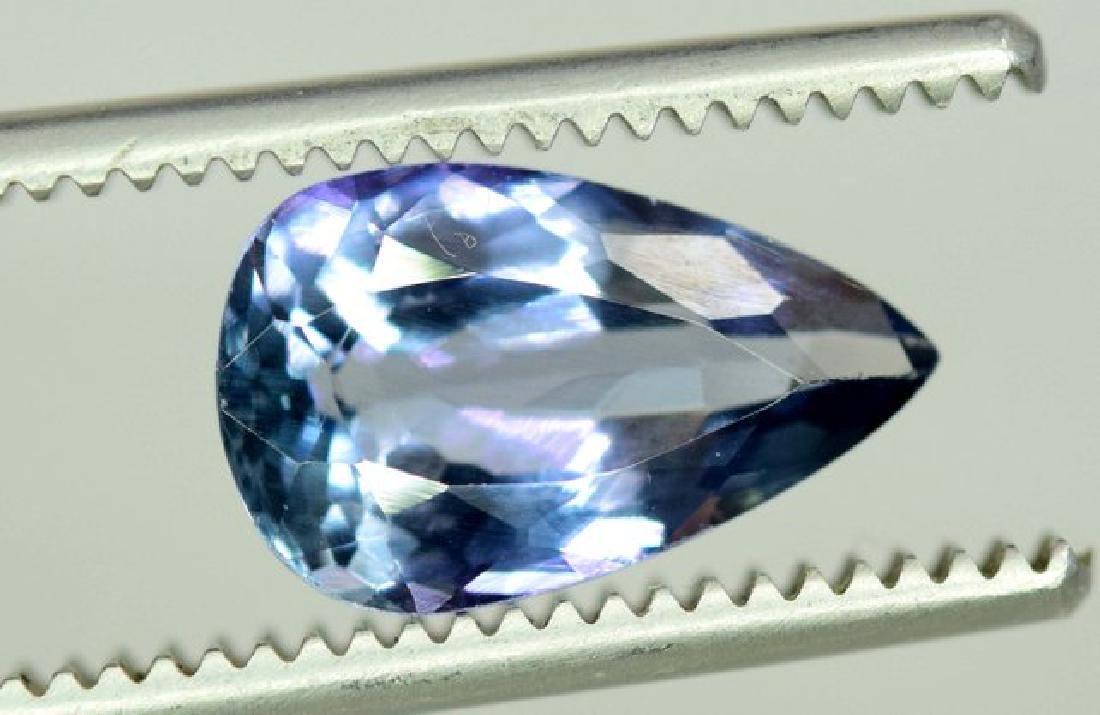 2.95 cts Lovely Tanzanite Loose Gemstone ~12.44 * 7.62* - 4
