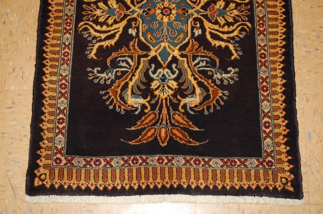 Persian Kashan Rug 2.6x3.6 Highly Detailed - 2