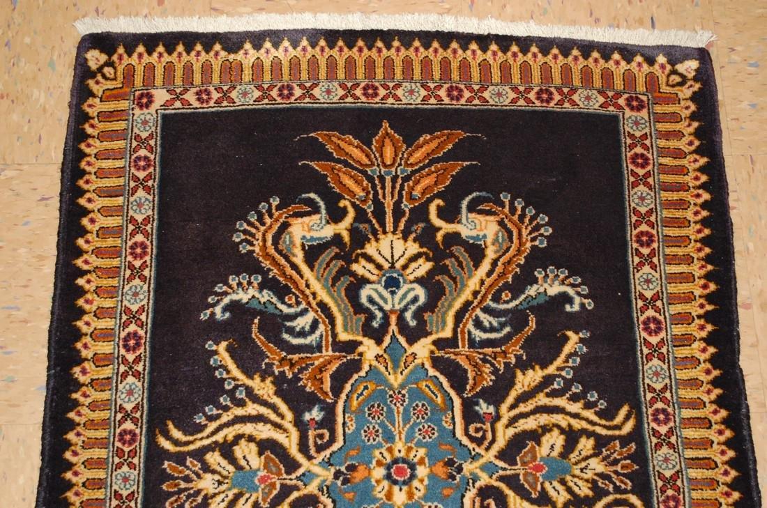 Persian Kashan Rug 2.6x3.6 Highly Detailed - 3
