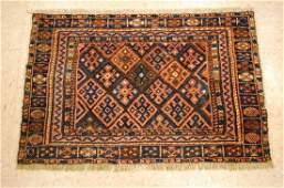 Antique Persian Kourdestan kourd kourdish Jaff Bag Face