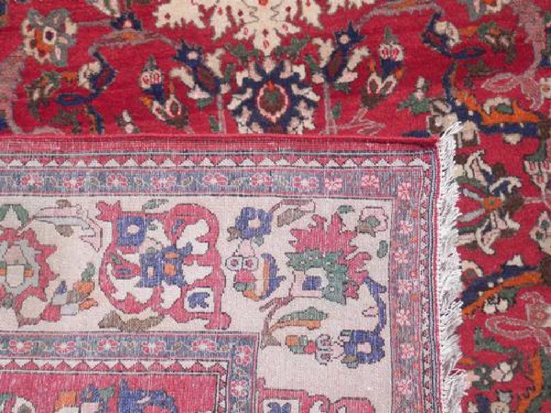 Highly Detailed Luxurious Isfahan Rug 5x6.11 - 3