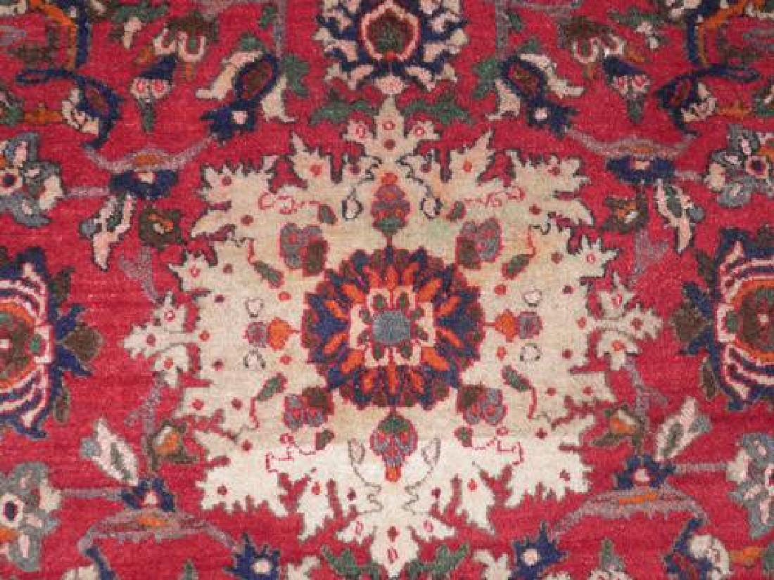 Highly Detailed Luxurious Isfahan Rug 5x6.11 - 4