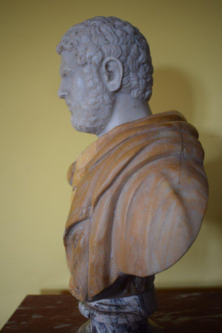 Marble bust - 4