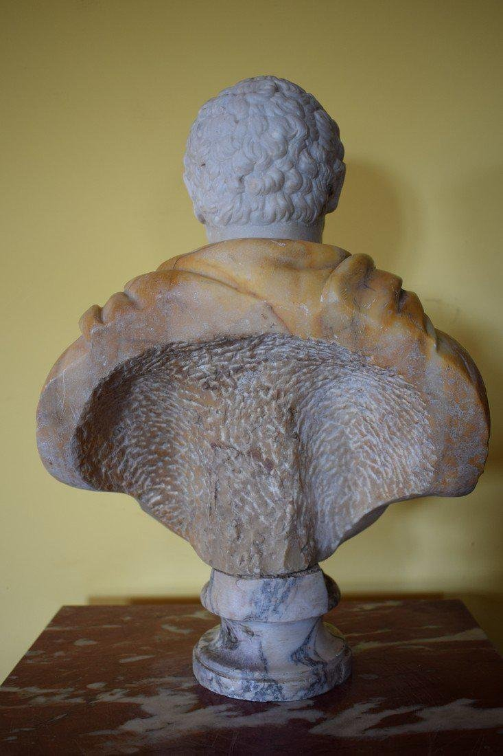Marble bust - 5