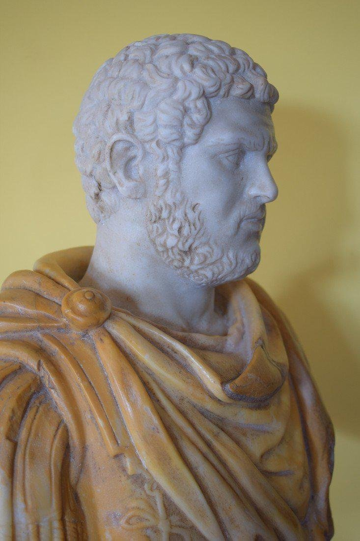 Marble bust - 6