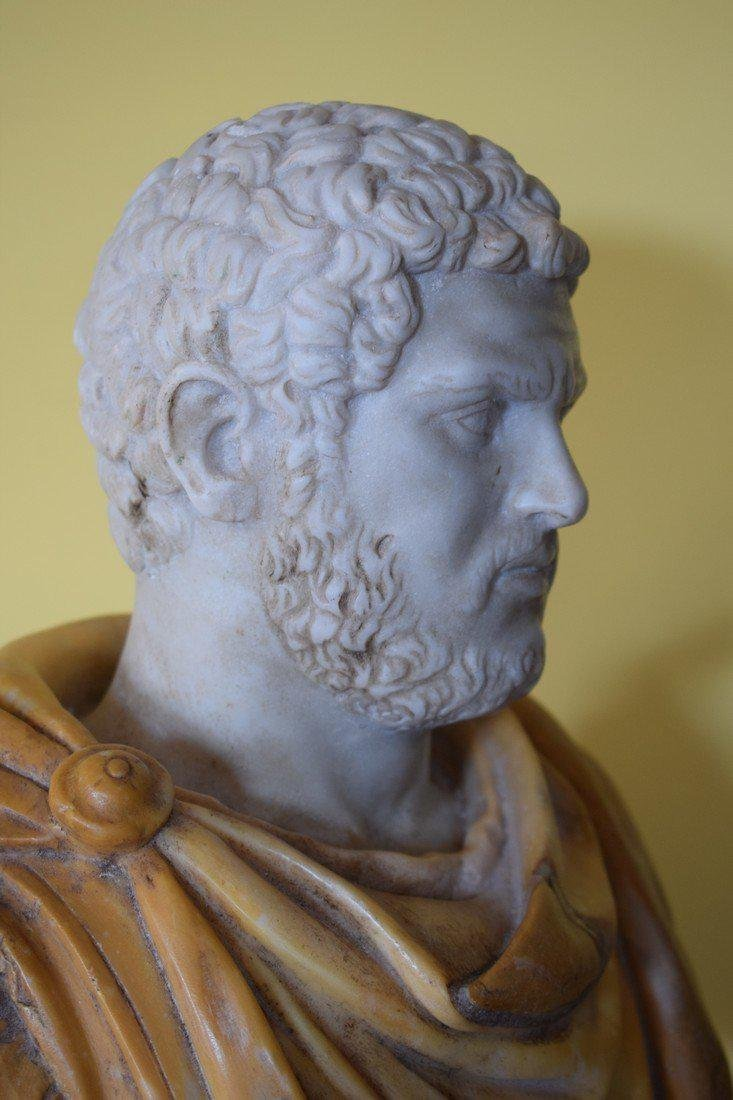 Marble bust - 7