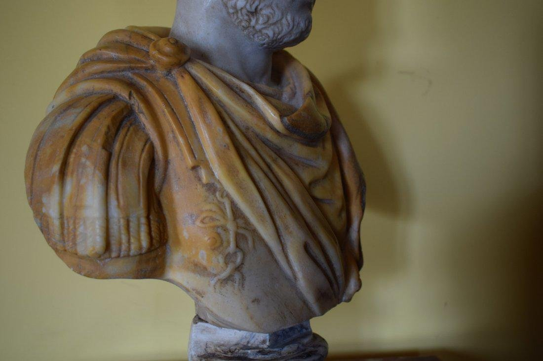 Marble bust - 8