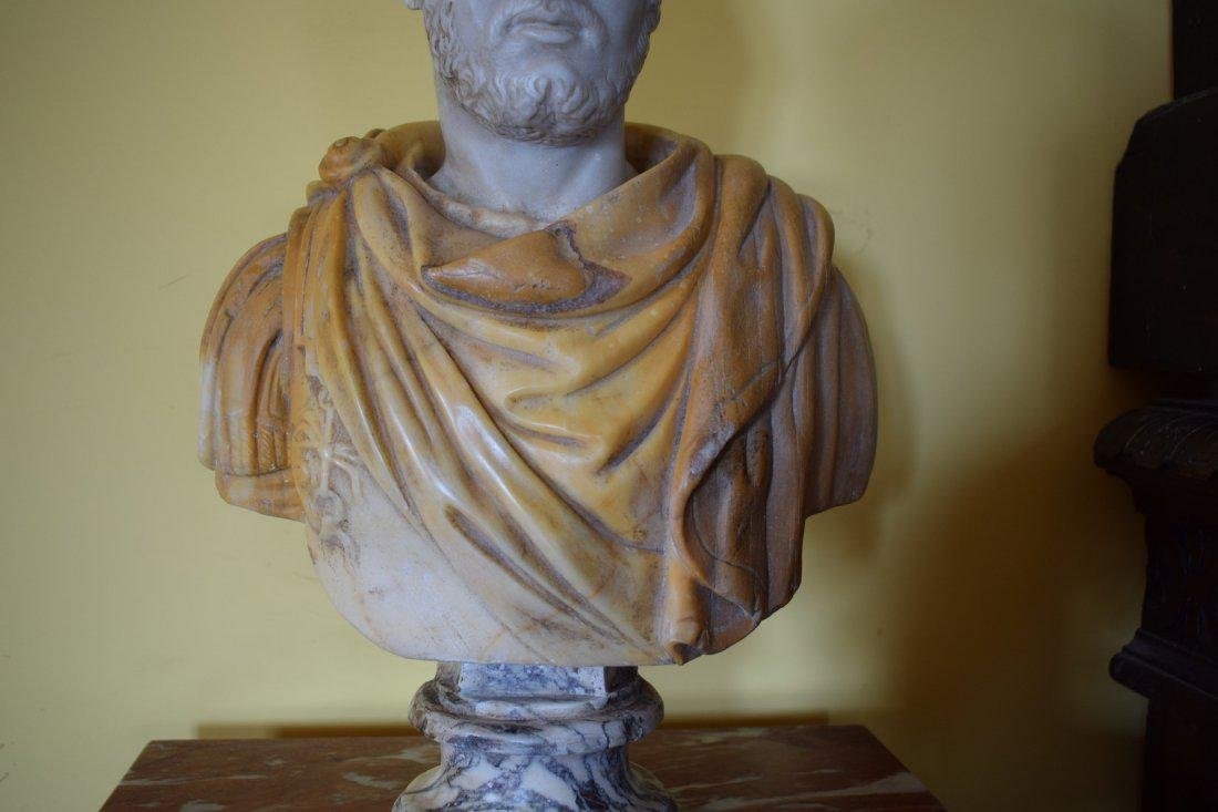 Marble bust - 9