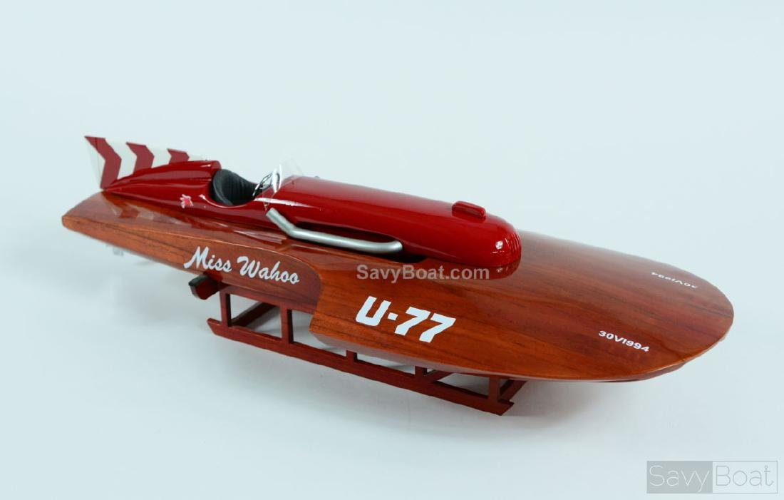 Miss Wahoo (U-77) Ship - 3