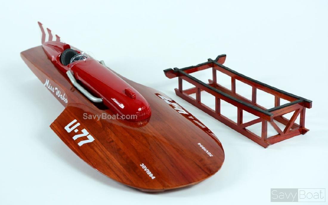 Miss Wahoo (U-77) Ship - 4