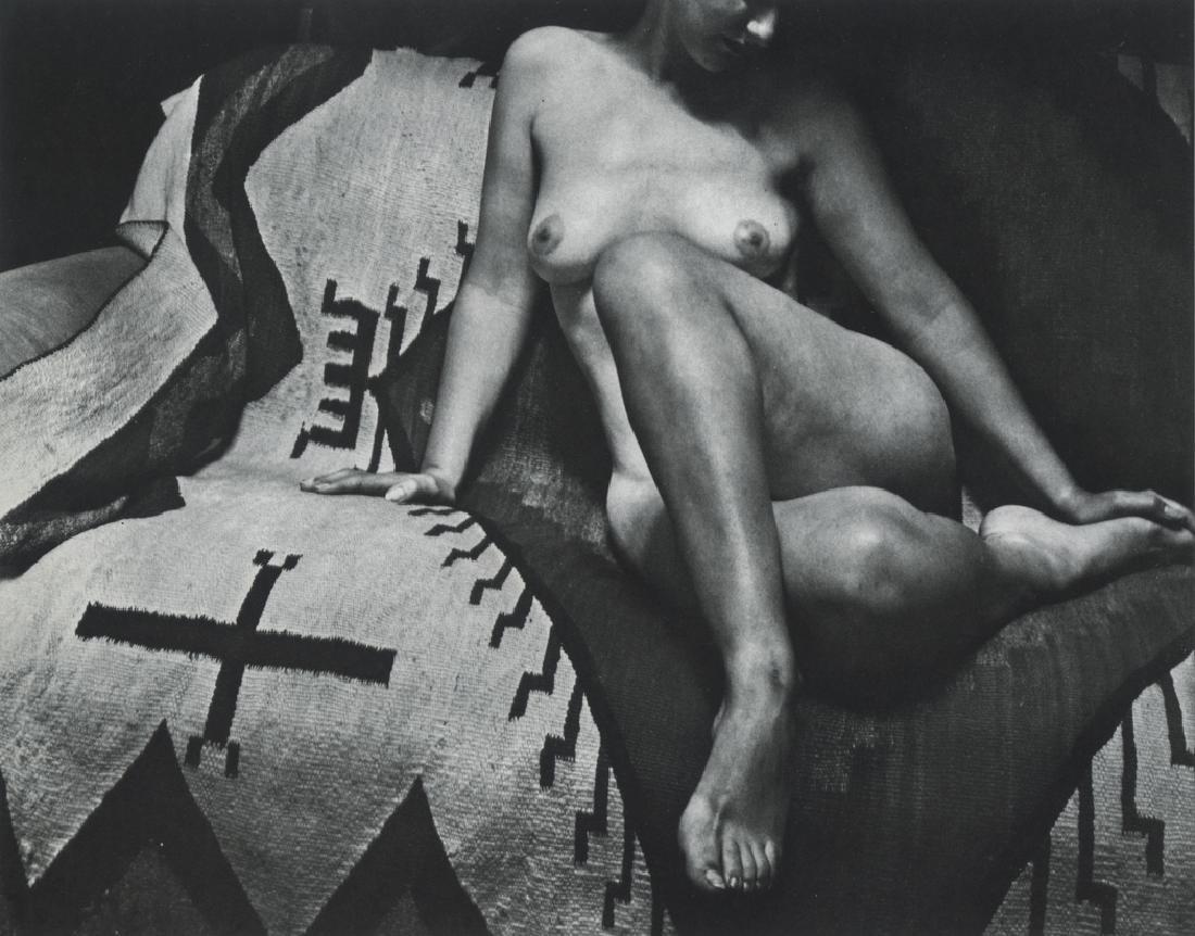 EDWARD WESTON - Nude, 1945