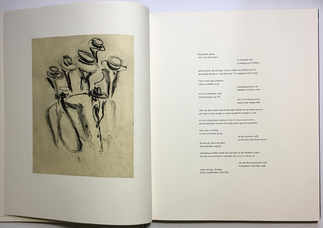 Poems - Frank O'Hara - Willem De Kooning - 9