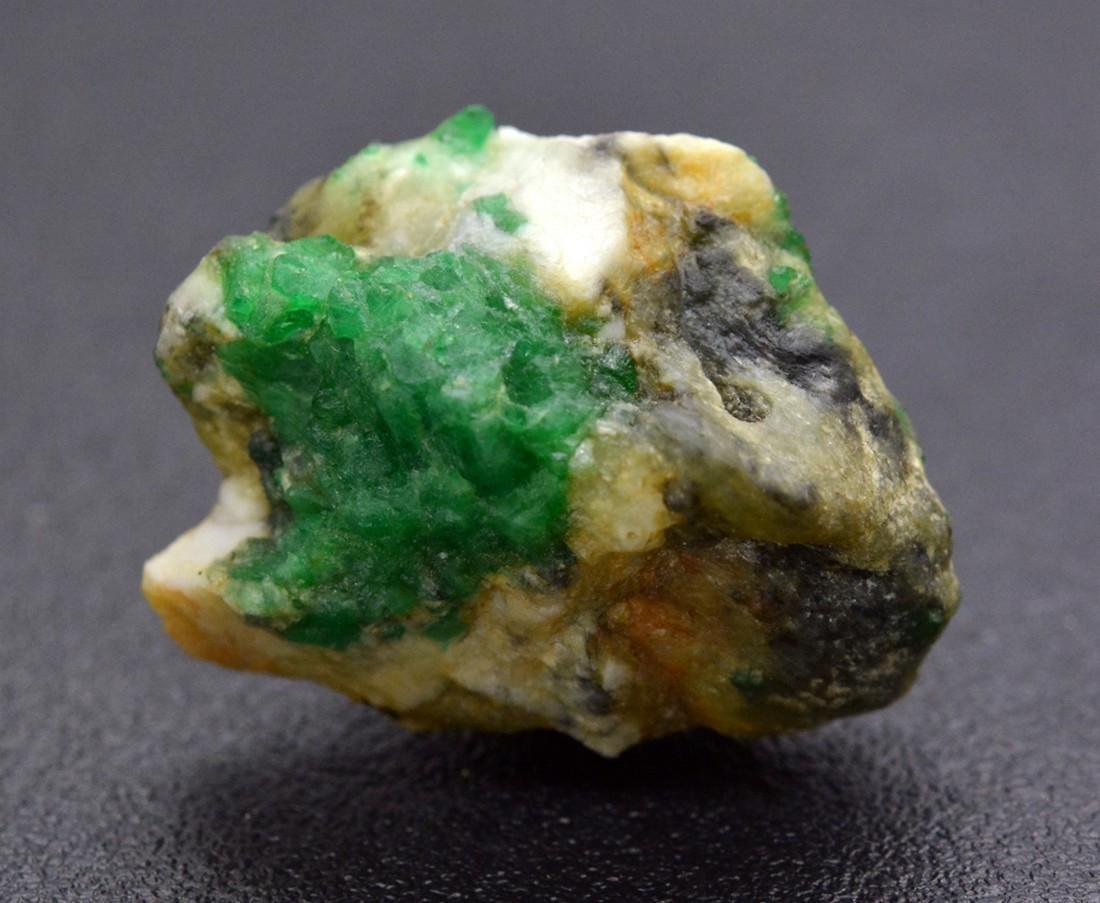 9 Gram Emerald Specimen From Swat - 2