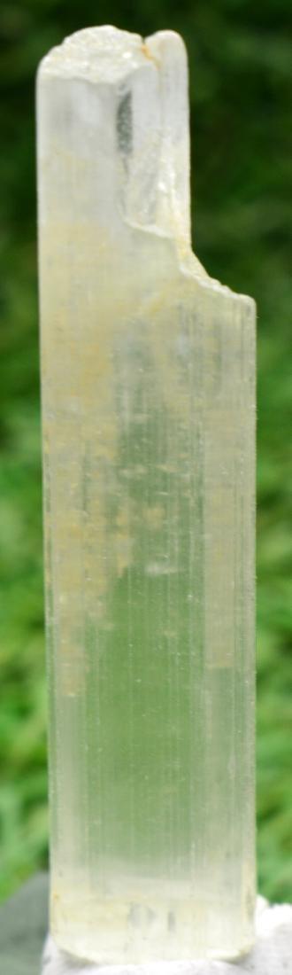 Natural Kunzite Crystal - 3