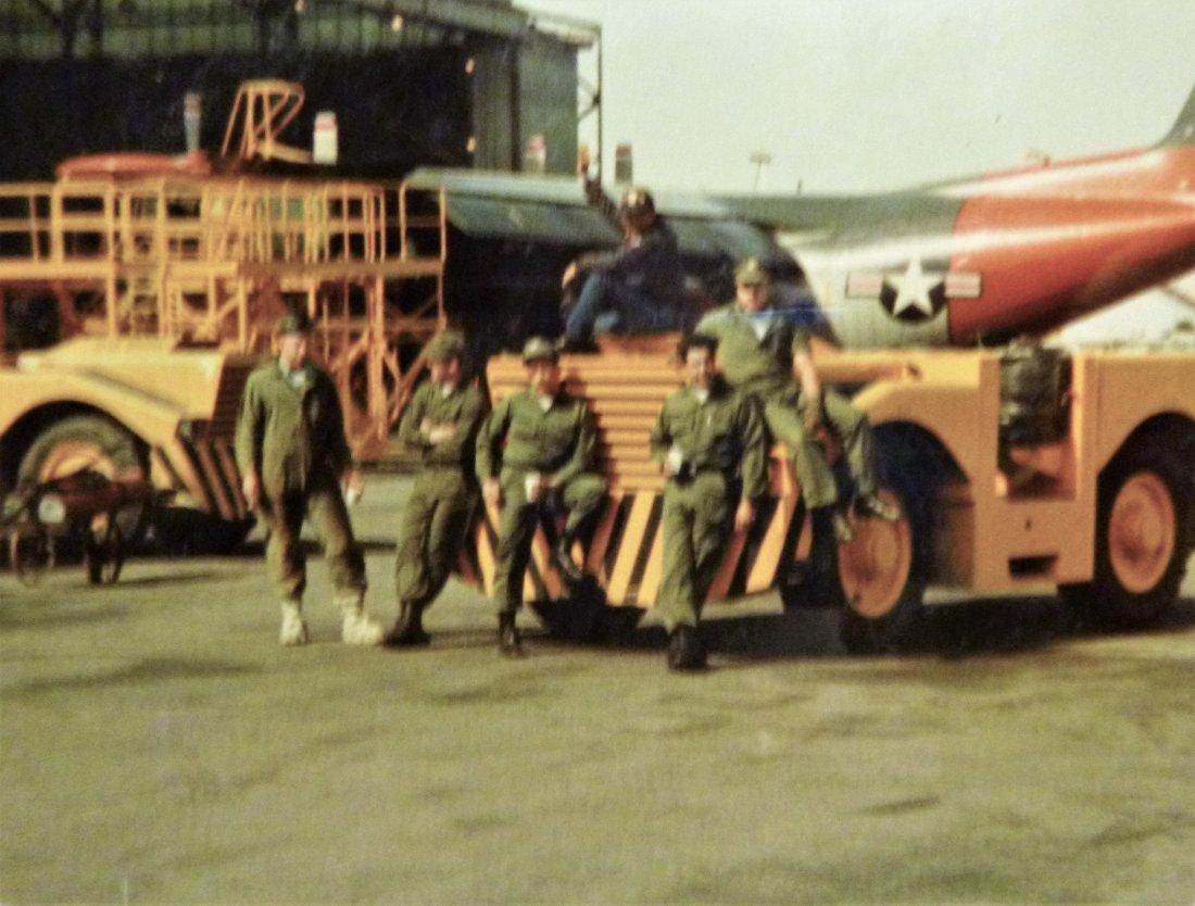 US Navy Photo Album - South Pole & Diego Garcia - 4