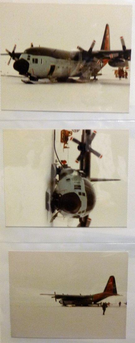US Navy Photo Album - South Pole & Diego Garcia - 6