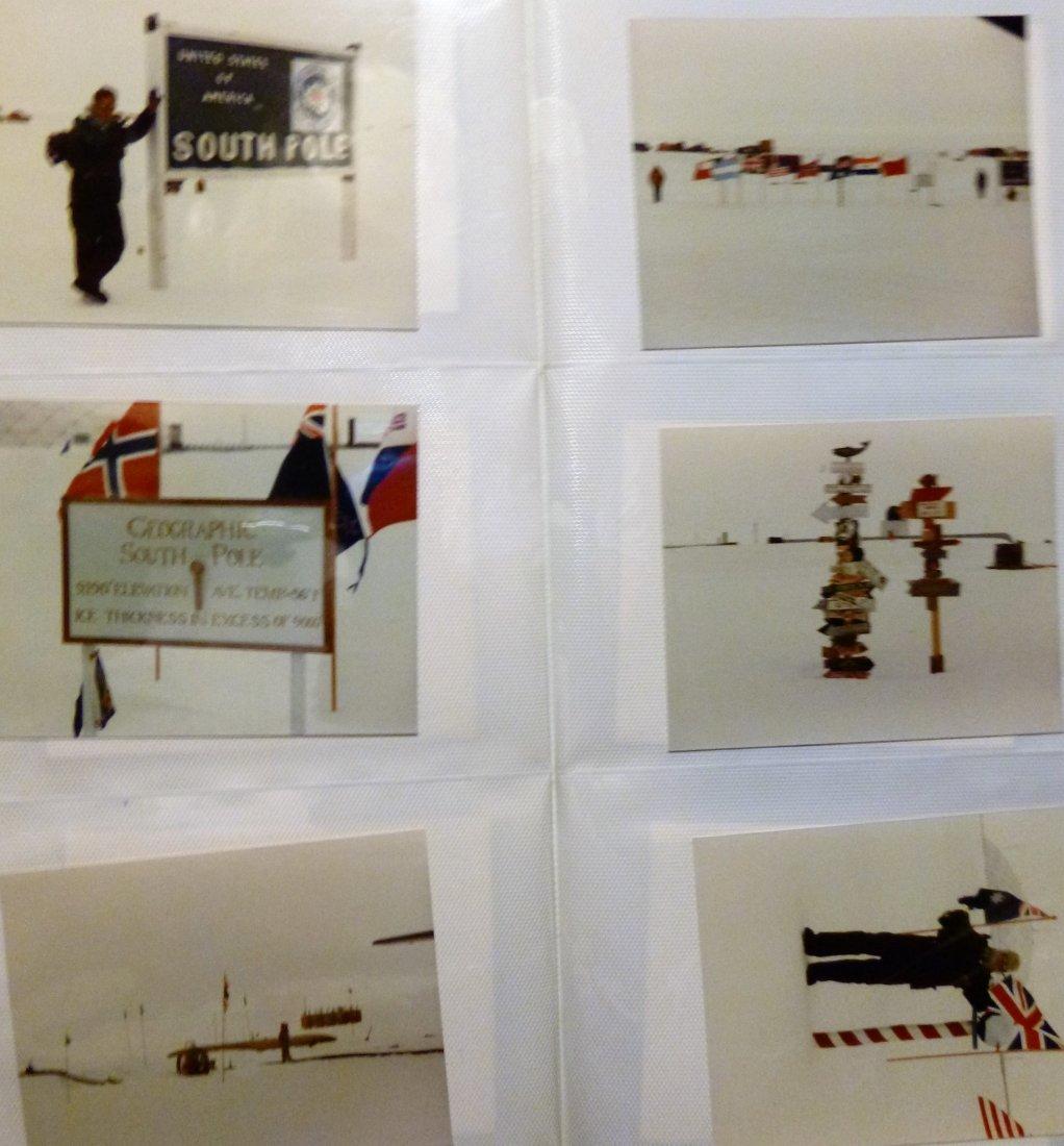 US Navy Photo Album - South Pole & Diego Garcia - 7
