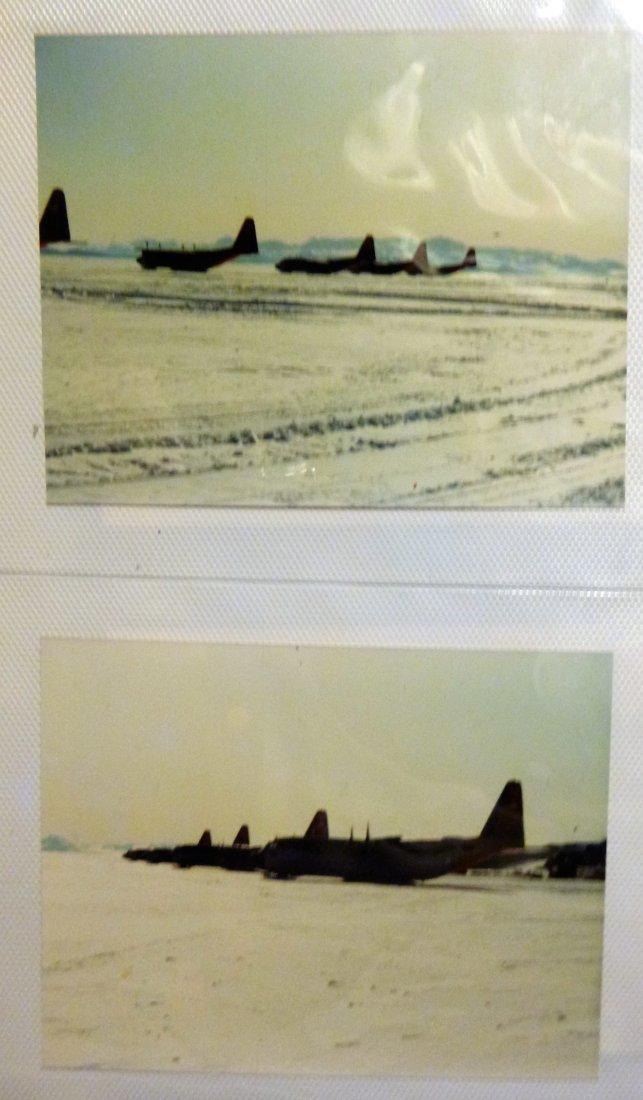 US Navy Photo Album - South Pole & Diego Garcia - 8