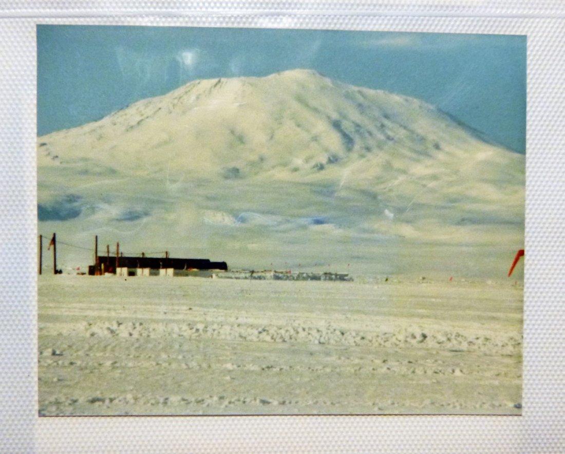 US Navy Photo Album - South Pole & Diego Garcia - 9