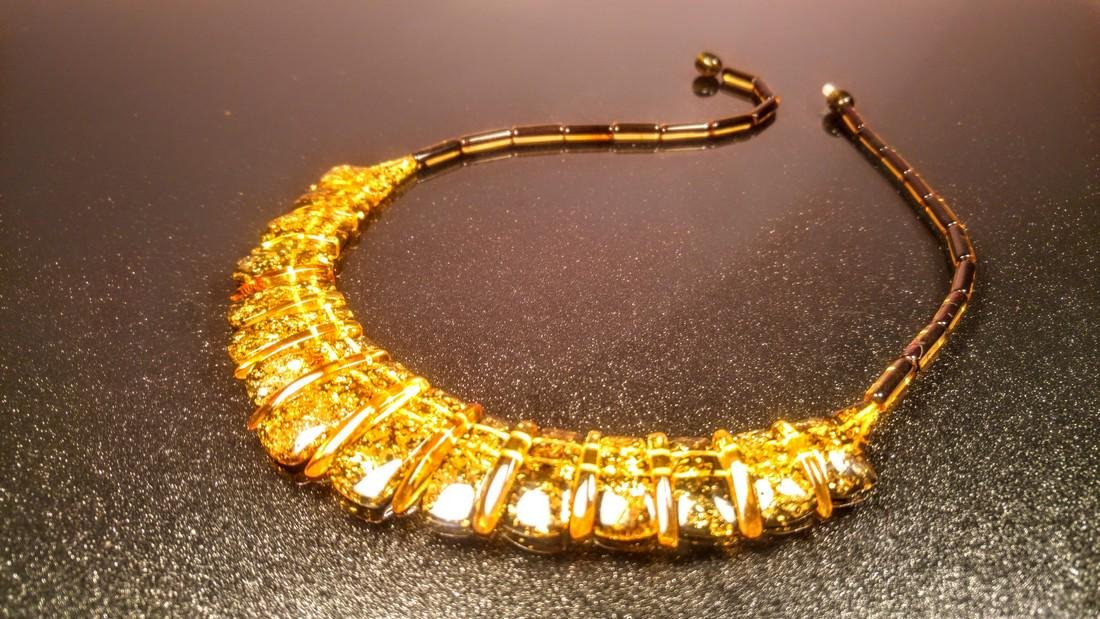 100% Genuine Baltic amber necklace - 9