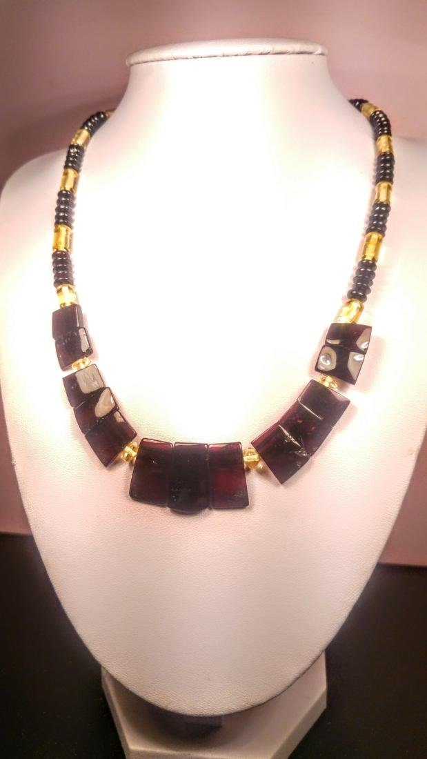 100% Genuine Baltic amber necklace - 7