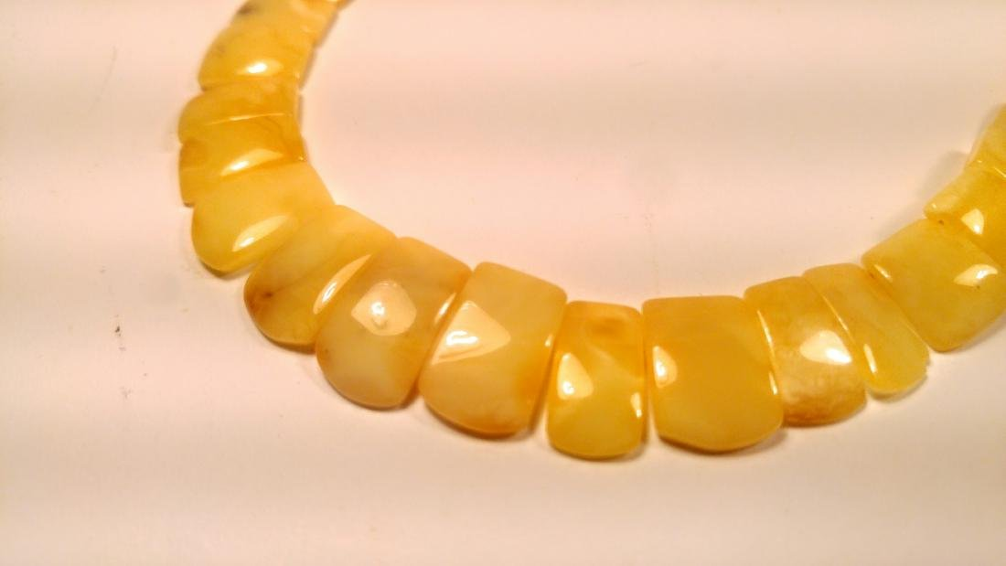 100% Genuine Royal Baltic amber necklace - 7