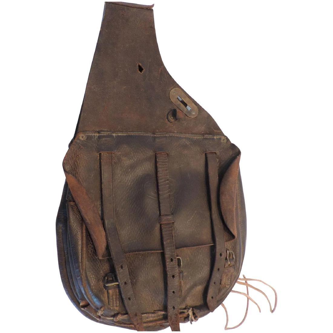 U.S. Army Civil War Saddle Bags