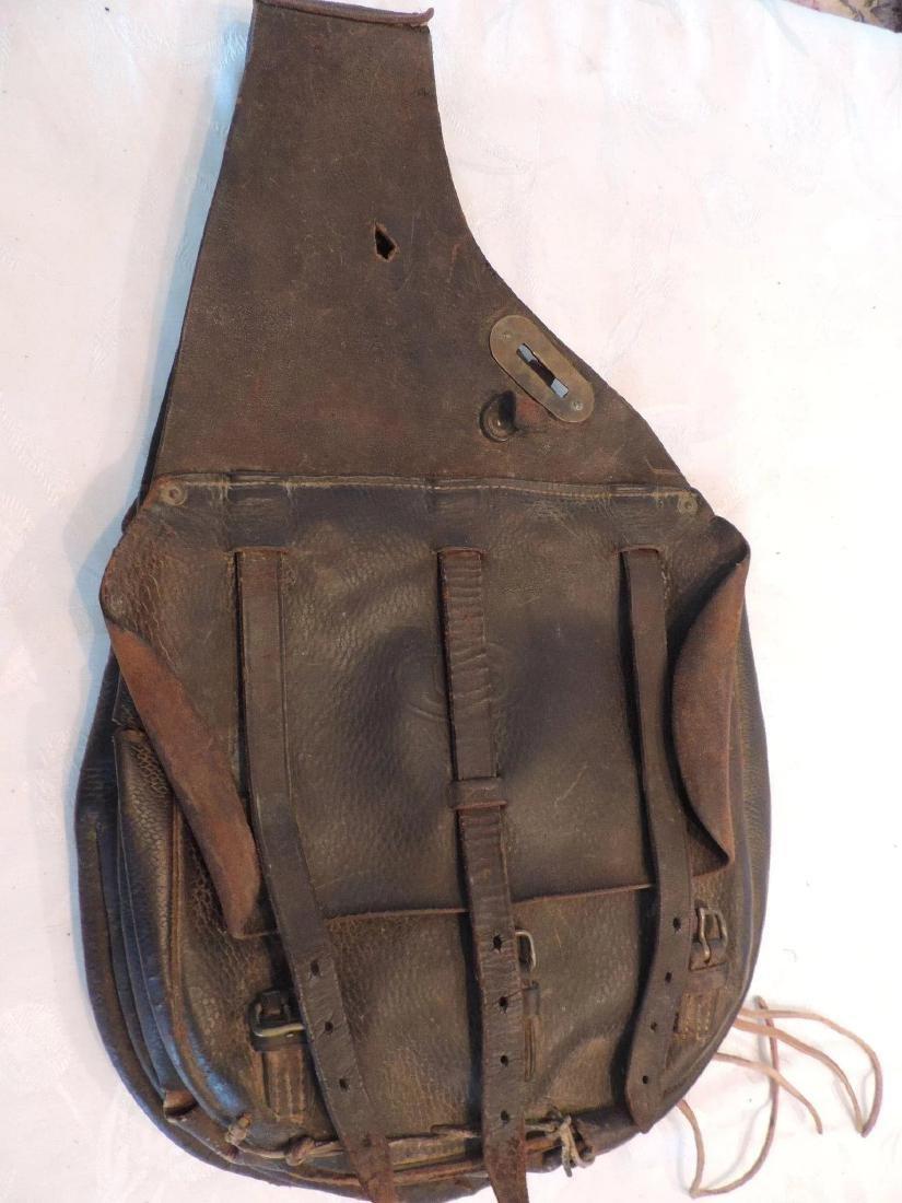 U.S. Army Civil War Saddle Bags - 2