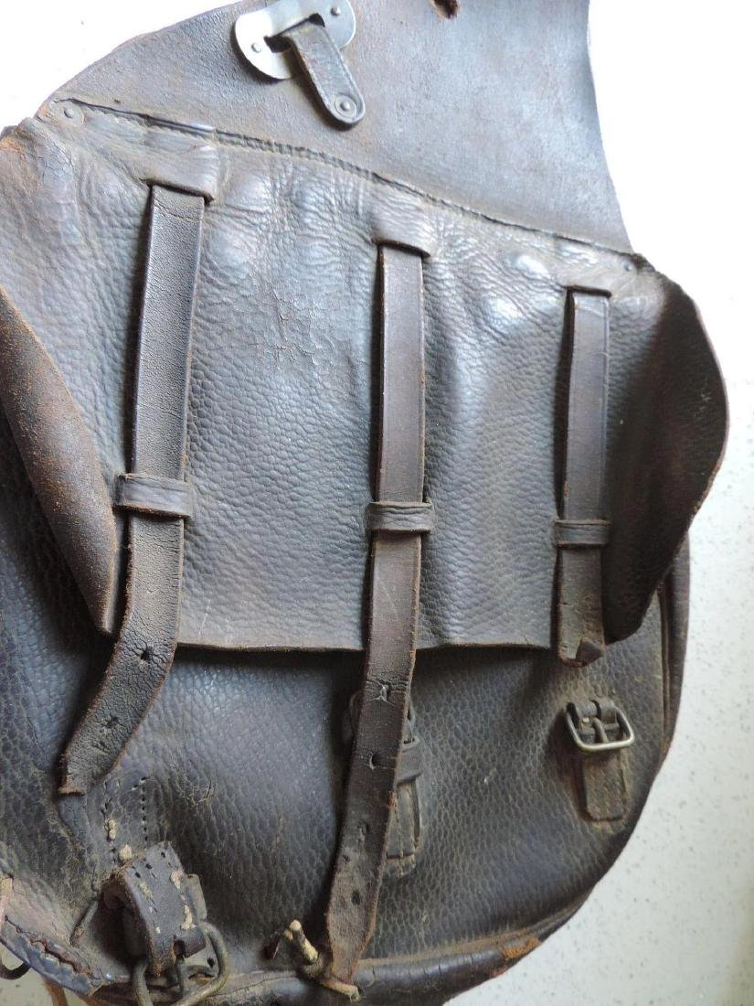 U.S. Army Civil War Saddle Bags - 3